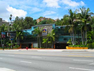 Best Western Hollywood Plaza Inn. Online Hotel Reservations in Los Angeles and Hollywood. [Photo Credit: LAtourist.com]