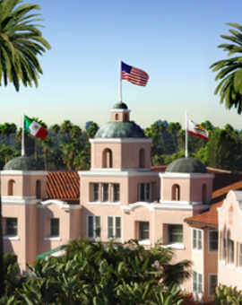 The Beverly Hills Hotel. Hotel Reservations for 5-star Hotels in Beverly Hills and Los Angeles. [Photo Credit: The Beverly Hills Hotel]