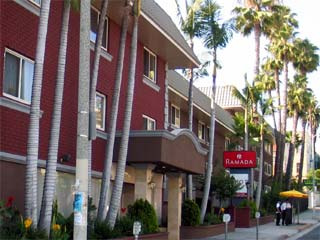 Hotel Reservations for Ramada Limited, near downtown Los Angeles. [Photo Credit: LAtourist.com]