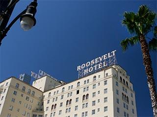 Hollywood Roosevelt Hotel. [Photo Credit: LAtourist.com]