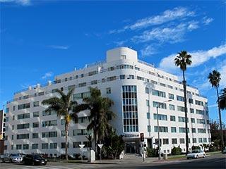 Hotel Shangri-La in Santa Monica. [Photo Credit: LAtourist.com]