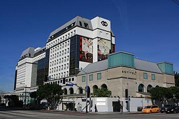 Sofitel Hotel in Los Angeles, California. [Photo Credit: LAtourist.com]