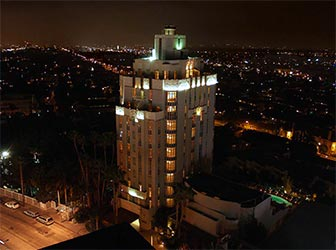 Sunset Tower Hotel. [Photo Credit: Sunset Tower Hotel]