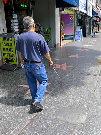 Hollywood Boulevard in Los Angeles, California. [Photo Credit: LAtourist.com]