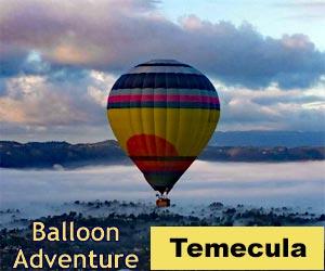 California Dreamin Balloon Adventure Tickets