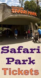 San Diego Zoo Safari Park Tickets