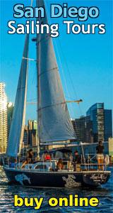 San Diego Sailing Tours Tickets