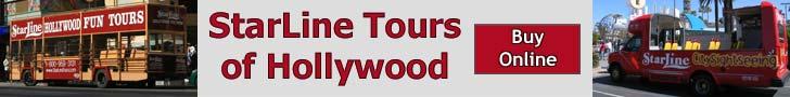 StarLine Tours Tickets
