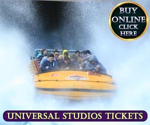Universal Studios Hollywood Tickets