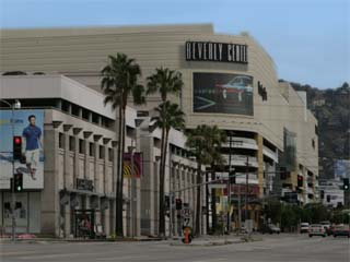 Beverly Center in Los Angeles. [Photo Credit: LAtourist.com]