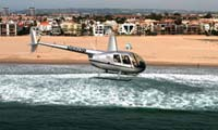 Celebrity Helicopter Tours - Beach Cities Flight. [Photo Credit: Celebrity Helicopter Tours]