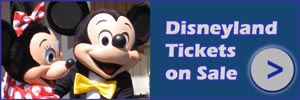 Disneyland Tickets on Sale. [Photo Credit: LAtourist.com]