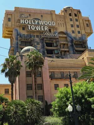 Hollywood Hotel at Disney's California Adventure. [Photo Credit: LAtourist.com]