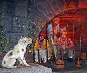 Pirates of the Caribbean Ride at Disneyland. [Photo Credit: LAtourist.com]