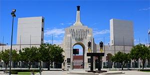 More Attractions Near Downtown L.A., including Los Angeles Memorial Coliseum. [Photo Credit: LAtourist.com]