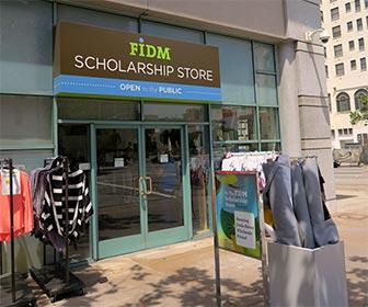 FIDM Scholarship Store in downtown Los Angeles. [Photo Credit: LAtourist.com]