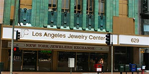 Attractions Near Pershing Square --  the Jewelry District in Downtown Los Angeles. [Photo Credit: LAtourist.com]