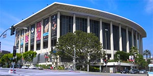 Attractions Near Civic Center, including the Music Center in Downtown Los Angeles. [Photo Credit: LAtourist.com]