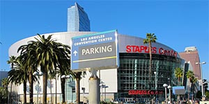 Attractions Near L.A. LIVE, Staples Center in Downtown Los Angeles. [Photo Credit: LAtourist.com]
