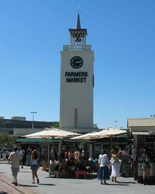 Original Farmers Market in Los Angeles. [Photo Credit: LAtourist.com]