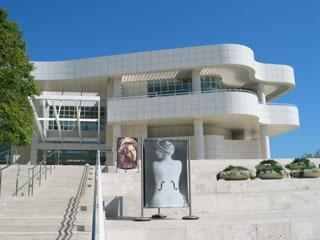 Getty Center in Los Angeles. [Photo Credit: LAtourist.com]