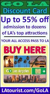 Go LA Attraction Discount Card
