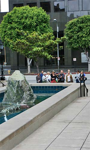 Docent-led Walking Tour in Downtown Los Angeles. [Photo Credit: LAtourist.com]