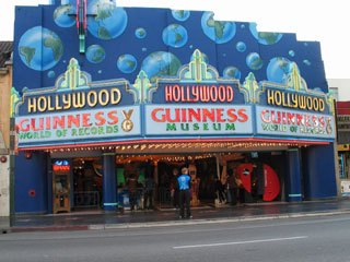 Guinness Museum on Hollywood Blvd. [Photo Credit: LAtourist.com]