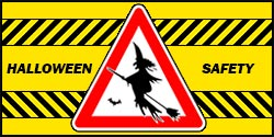 Safety tips, links to Los Angeles police and fire department pages, where to find Halloween safety handouts and more. [Photo Credit: LAtourist and Public Domain]