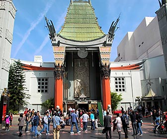 Chinese Theatre on Hollywood Boulevard in Los Angeles, California. [Photo Credit: LAtourist.com]