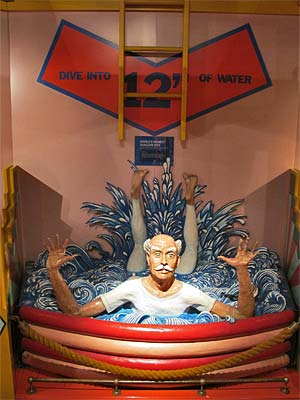Exhibit at Guinness world Records Museum on Hollywood Boulevard. [Photo Credit: LAtourist.com]