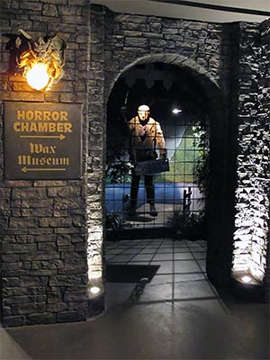 Horror Chamber at Hollywood Wax Museum. [Photo Credit: LAtourist.com]