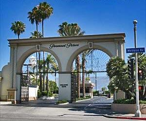 Paramount Studios Melrose Gate, Hollywood California. [Photo Credit: LAtourist.com]