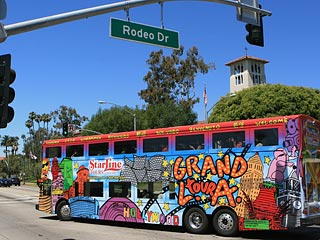 StarLine Grand Tour of Los Angeles, click the image to buy tickets. [Photo Credit: LAtourist.com]