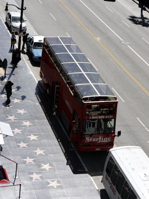 StarLine Tours is the premiere guided tour company for Los Angeles and Hollywood. [Photo Credit: LAtourist.com]