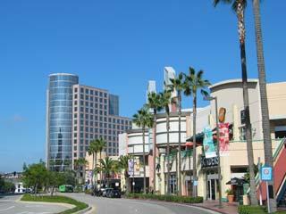 Howard Hughes Promenade near LAX. [Photo Credit: LAtourist.com]