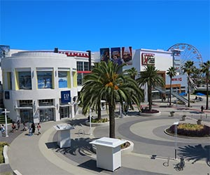 The Pike Outlets in Downtown Long Beach. [Photo Credit: LAtourist.com]