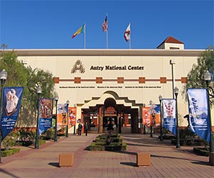 Autry Museum of the American West near the L.A. Zoo and Griffith Park in Los Angeles. [Photo Credit: LAtourist.com]