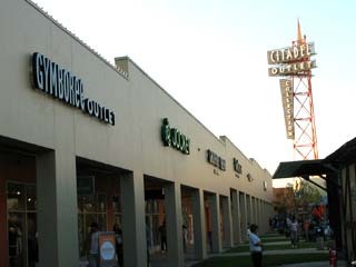 Citadel Factory Outlets, south of downtown Los Angeles. [Photo Credit: LAtourist.com]