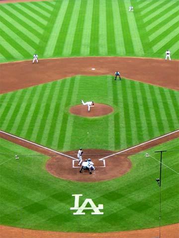 Dodger Stadium in Los Angeles. [Photo Credit: LAtourist.com]