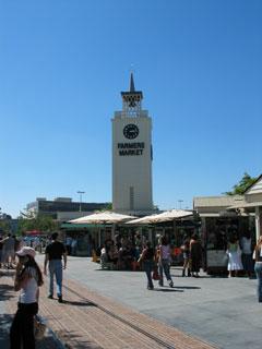 Clock Tower at the Original Farmers Market. [Photo Credit: LAtourist.com]