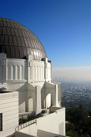 Griffith Observatory. [Photo Credit: LAtourist.com]