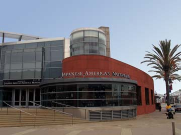 Japanese American National Museum in Little Tokyo, Downtown Los Angeles. [Photo Credit: LAtourist.com]
