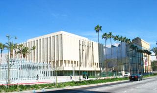 Los Angeles County Museum of Art. [Photo Credit: LAtourist.com]