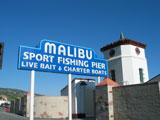 Malibu Pier on Pacific Coast Highway. [Photo Credit: LAtourist.com]