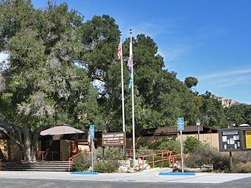 Placerita Canyon Nature Center. [Photo Credit: LAtourist.com]