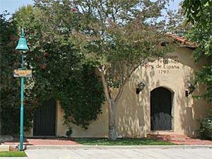 Old Mission San Fernando Rey de Espana, 1797. [Photo Credit: LAtourist.com]
