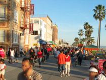 Venice Beach Boardwalk. [Photo Credit: LAtourist.com]