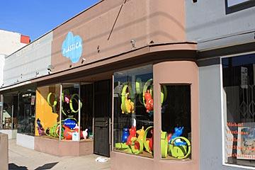 Plastica on West Third Street in Los Angeles. [Photo Credit: LAtourist.com]