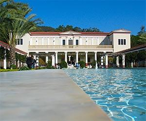 Getty Villa in Malibu. [Photo Credit: LAtourist.com]